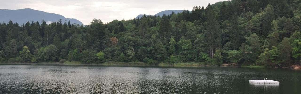 Montiggler Seen Südtirol